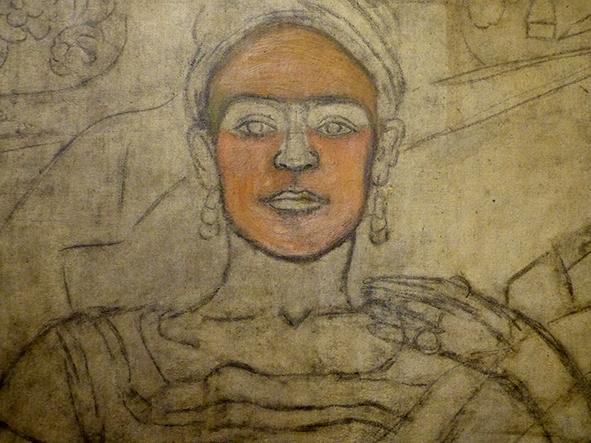 Frida Kahlo small