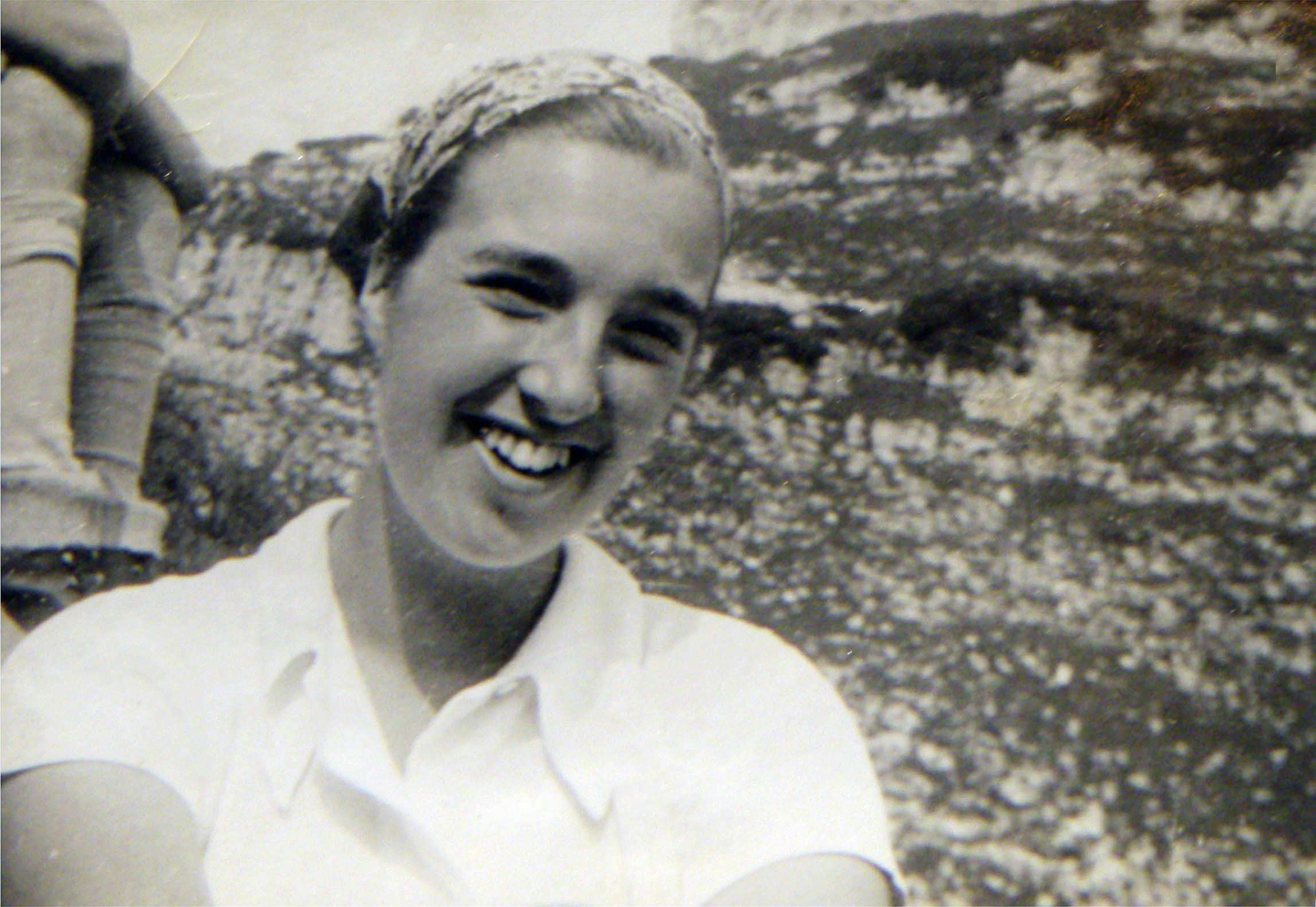 Renata Kat Streifen Gerda hiking